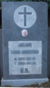Lápida Modelo A (Versión 1)