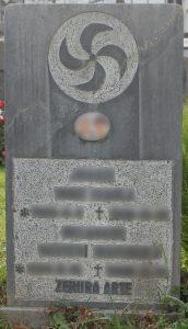 Lápida Modelo A (Versión 2)