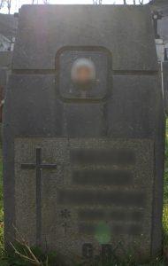 Lápida Modelo B-B